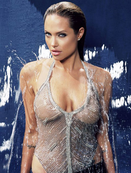 angelina jolie sexy photo