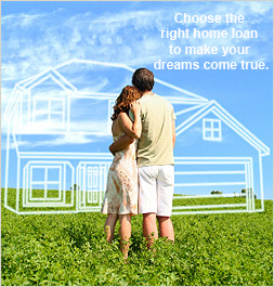 home loans-dream home