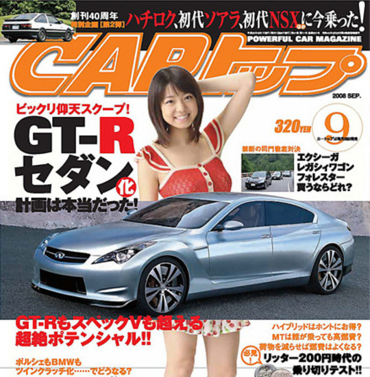 Car Magazine and Models