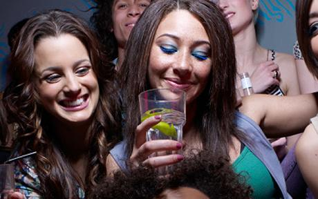 Girls Alcohol Abuse and Heavy Drinking
