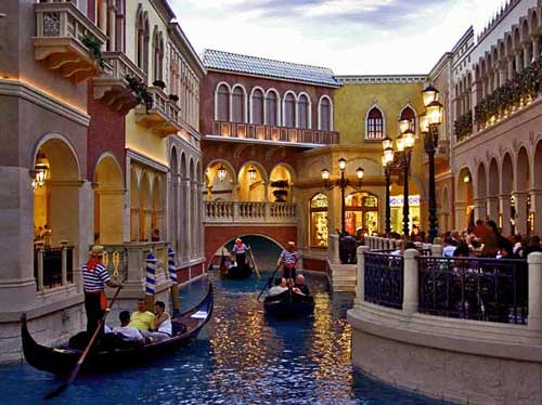 Venetian Resort Hotel Casino in Las Vegas