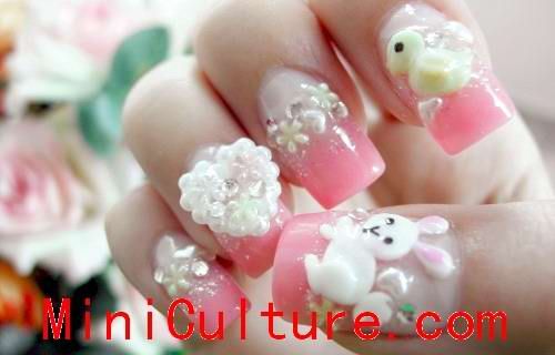 Cool Japanese Nail Designs Pictures