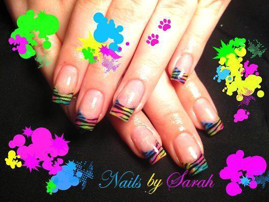 Easy and simple but cool nail designs for girls - Mini Culture