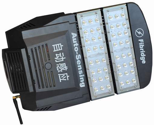 Intelligent Auto-Sensing LED Street Lighting