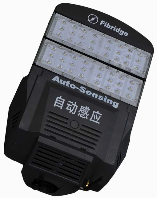 Intelligent Motion Sensing LED Street Light