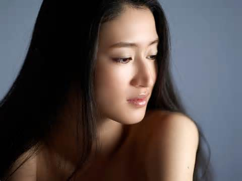 Koyuki Japanese Actress Picture