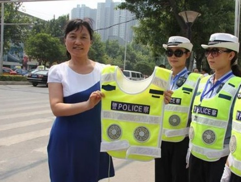 Police Uniforms and Equipment in China