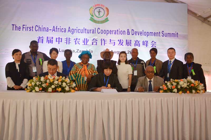 Asia-Africa Agriculture Summit